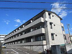 CREST SHINYA[1階]の外観