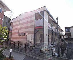 京都府京都市伏見区横大路鍬ノ本の賃貸アパートの外観