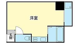坂元町マンション[304号室]の間取り