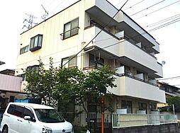 埼玉県八潮市大字鶴ケ曽根の賃貸アパートの外観