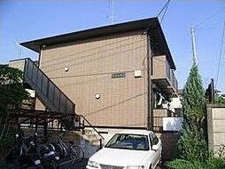 埼玉県久喜市本町1丁目の賃貸アパートの外観