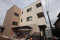 広島県福山市東深津町1丁目の賃貸マンションの外観