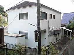 [一戸建] 神奈川県逗子市山の根1丁目 の賃貸【/】の外観