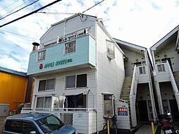 福岡県北九州市小倉北区井堀4丁目の賃貸アパートの外観