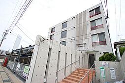 MODULOR YASHIRODAI[4階]の外観