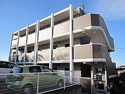 京都府宇治市広野町小根尾の賃貸マンションの外観