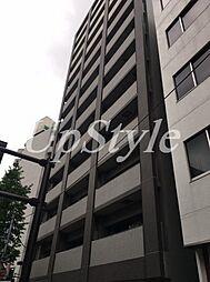 東京都台東区北上野1丁目の賃貸マンションの外観
