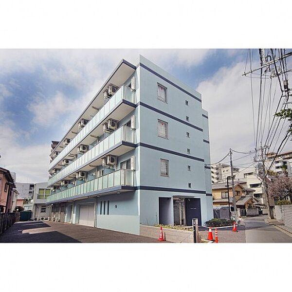 埼玉県さいたま市浦和区常盤1丁目の賃貸マンション