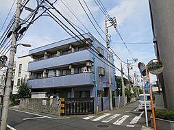 東京都調布市仙川町1丁目の賃貸マンションの外観