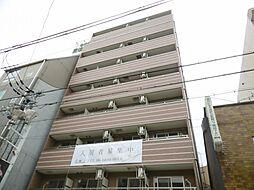 ルミエール駒川[5階]の外観
