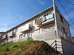 千葉県市原市瀬又の賃貸アパートの外観