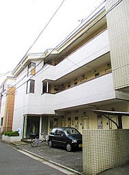 東京都江戸川区篠崎町4丁目の賃貸マンションの外観