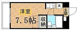 メゾン・ド・別所[3階]の間取り