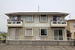 岡山県岡山市中区中井丁目なしの賃貸アパートの外観