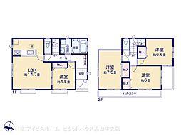 新八柱駅 2,880万円