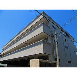 大阪府大阪市淀川区加島4丁目の賃貸アパートの外観