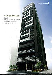 プレサンス新町ウィズジョイ[4階]の外観