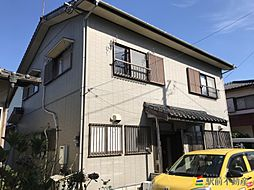 稲益アパート[1号室]の外観