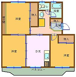 富士駅 4.6万円