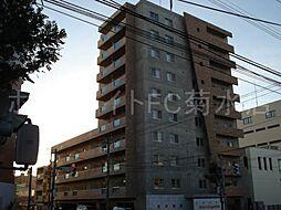 パルティーレ南郷通[4階]の外観