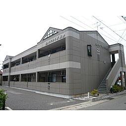 静岡県沼津市志下の賃貸アパートの外観