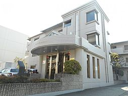 大阪府堺市西区鳳中町10丁の賃貸マンションの外観