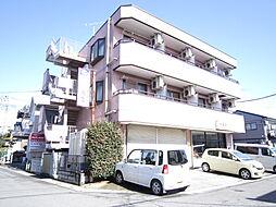 ミノルコーポ[2階]の外観
