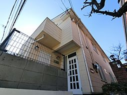 千葉県千葉市中央区宮崎1丁目の賃貸アパートの外観