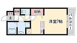ひめじ別所駅 4.6万円