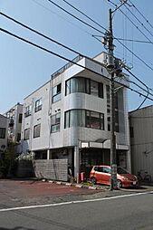 静岡県三島市南本町の賃貸アパートの外観