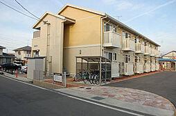 豊田弐番館[2階]の外観