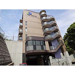 福岡県北九州市八幡西区折尾3丁目の賃貸マンションの外観