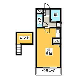 川越富洲原駅 3.7万円