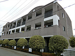 埼玉県北足立郡伊奈町内宿台4丁目の賃貸マンションの外観