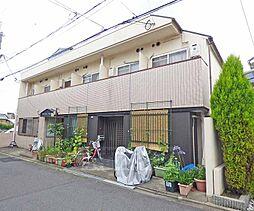 京都府京都市北区等持院西町の賃貸マンションの外観