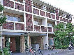 京都府京都市北区紫竹西大門町の賃貸マンションの外観