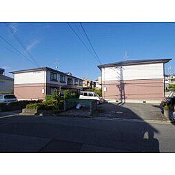 奈良県奈良市五条畑1丁目の賃貸アパートの外観