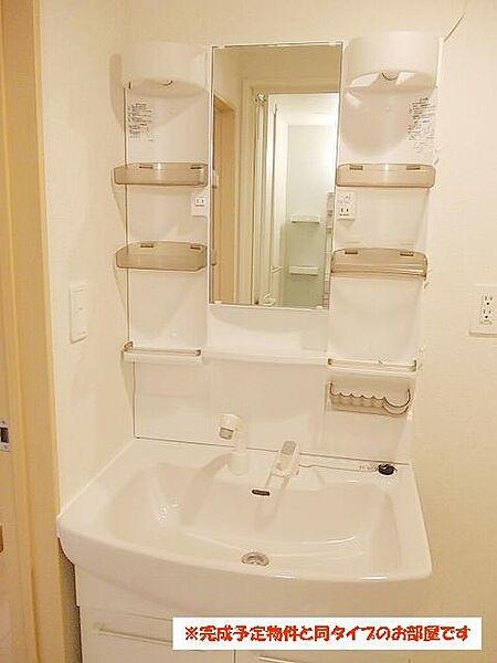 ミーナの洗面化粧台