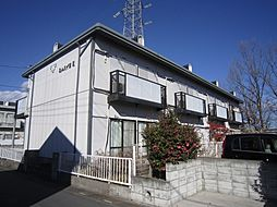 嵐山ハイツII[2階]の外観