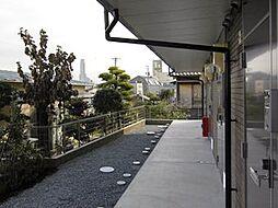 レオパレスさくら坂[3階]の外観