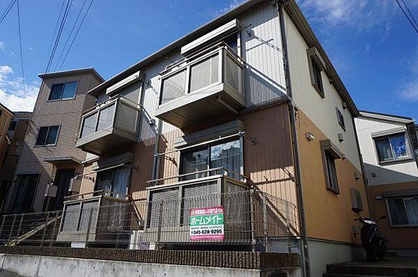 シュペリュール横濱[101号室]の外観