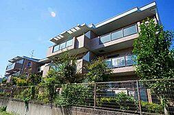 兵庫県川西市多田院2丁目の賃貸マンションの外観