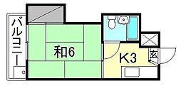 北久米駅 2.0万円