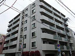 グローリオ横浜東白楽[4階]の外観