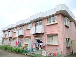 三重県桑名市野田1丁目の賃貸アパートの外観