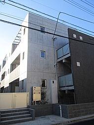 新築T&T Morino[203号室]の外観