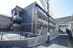 千葉県船橋市前原西5丁目の賃貸マンションの外観