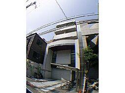 京都府京都市下京区坂東屋町の賃貸マンションの外観