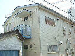千葉県船橋市海神町東1丁目の賃貸アパートの外観