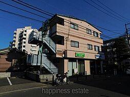 サンコート野田[3階]の外観